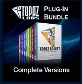 Topaz Plug-ins Bundle for Adobe Photoshop 2018.12 Mac/Win 强大的Ps滤镜磨皮插件合集