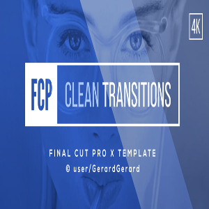 Transitions Pack for FCPX/Motion 36种过渡动画