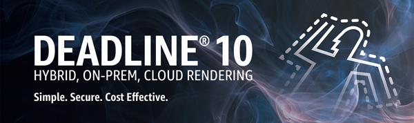 Thinkbox Deadline 10.0.25.2 x64渲染农场软件 并行云计算渲染