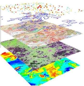 Mapinfo Discover(Encom)2013 v15.0 完美激活破解版