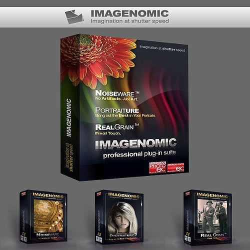 Imagenomic Professional Plugin Suite Build 1708 Ps插件套装
