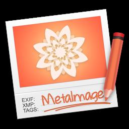MetaImage 1.9.4 for Mac 破解版 图像数据编辑工具