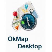 OkMap Desktop 14.1.0 强大的绘图分析软件 破解版下载