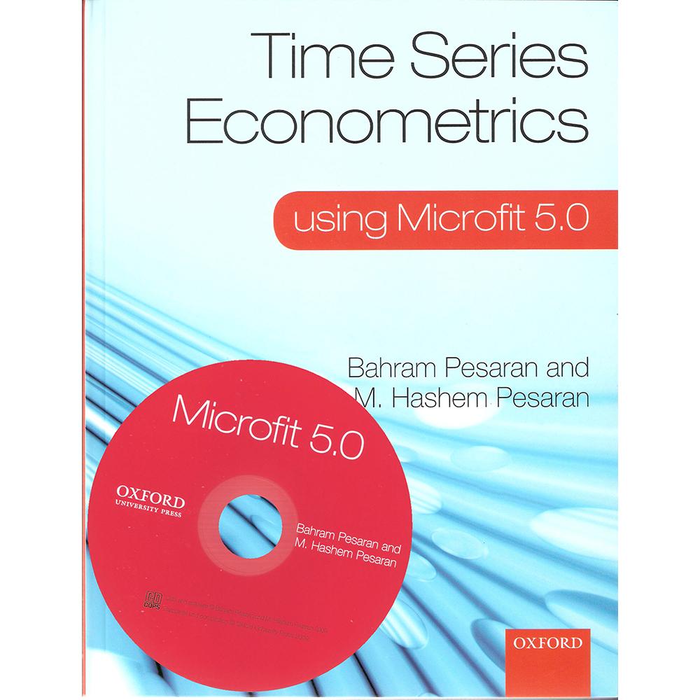Microfit 5.5 破解版 经济计量分析软软件