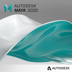 Autodesk Maya 2020.1 Win/Mac 多语言版 强大的CG动画软件